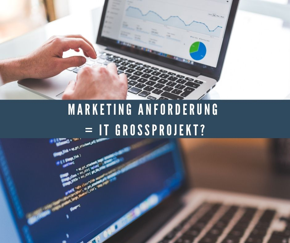 Marketing Anforderungen