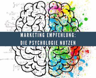 Marketing Psychologie im Online Marketing